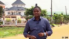 DW Sendung Eco Africa | Chris Ilems