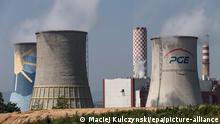 Polen I Turow I Braunkohlekraftwerk