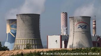 Угольная электростанция в Турове