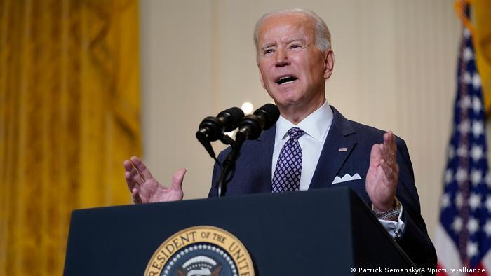 USA Washington | Münchner Sicherheitskonferenz | Joe Biden