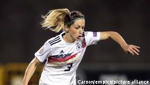 Kathrin-Julia Hendrich | deutsch-belgische Fußballspielerin