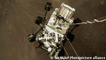 NASA | Marslandung | Rover Perseverance