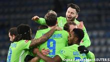 Fußball Bundesliga | Arminia Bielefeld - VfL Wolfsburg