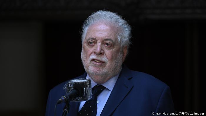 Ginés González García, exministro de Salud de Argentina