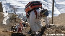 BDTD Türkei | Impfteams in entlegenen Bergdörfern