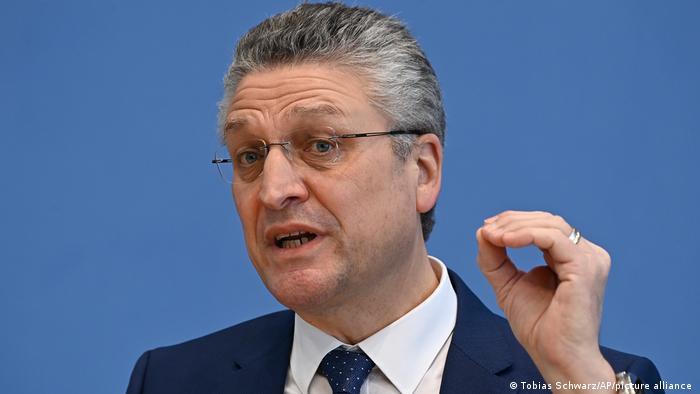 Lothar Wieler, directorul Robert Koch Institut