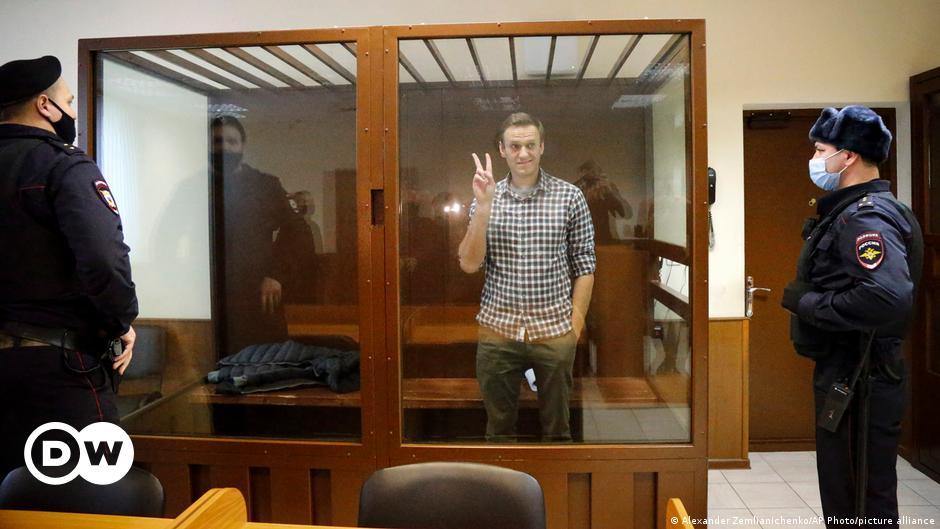 Rusya'da Navalni hakkındaki hapis cezası onandı