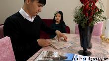 Türkei I Uigurische Familie