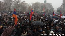 Armenien Protest in Eriwan