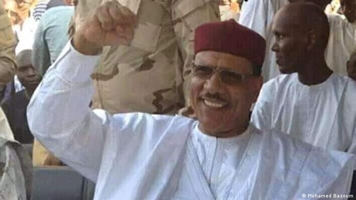 Mohamed Bazoum NIger's presidential candidate