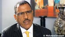 Niger Mohamed Bazoum Präsidentschaftskandidat