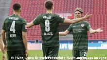 Fußball Bundesliga | 1. FC Köln vs VfB Stuttgart