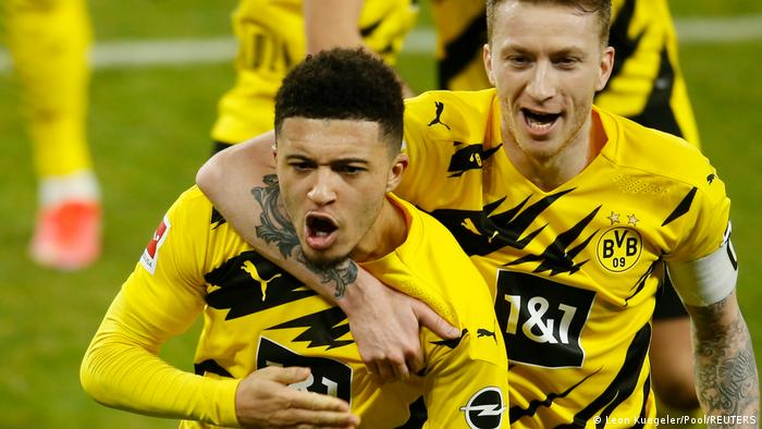 Fußball: Bundesliga 2021 I Schalke 04 - Borussia Dortmund