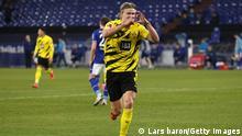 Fußball Bundesliga | Schalke 04 vs Borussia Dortmund | Tor 0:2 Haaland