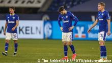 Fußball Bundesliga | Schalke 04 vs Borussia Dortmund