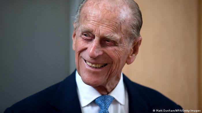 England I Prinz Philip I The Duke of Edinburgh
