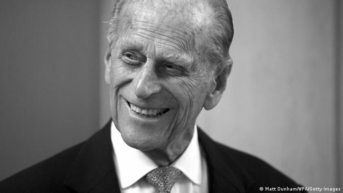 Murió el príncipe Felipe, esposo de la reina Isabel II de Inglaterra | El Mundo | DW | 09.04.2021
