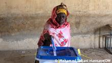 Niger |Präsidentschaftswahlen in Zinder