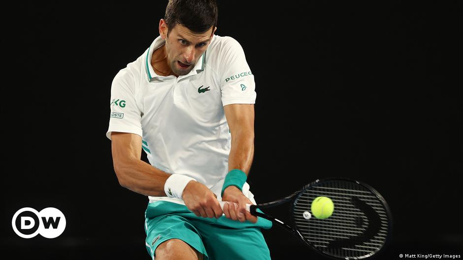 Australian Open final: Novak Djokovic wins ninth title