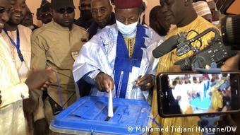 Niger |Präsidentschaftswahlen in Zinder | Kandidat Mahamane Ousmane