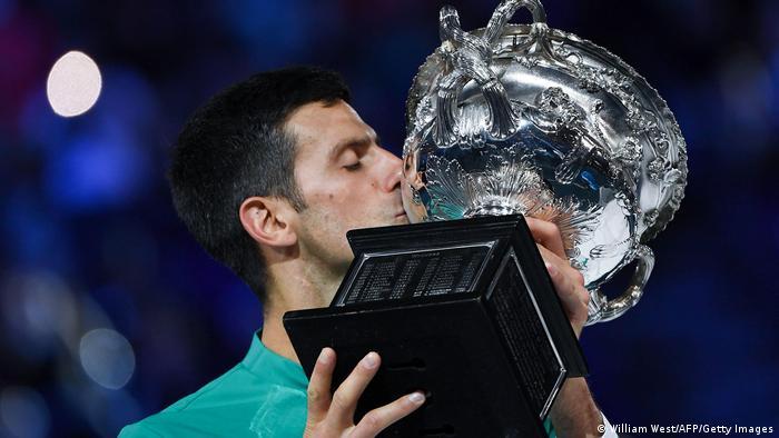 Tennis | Australian Open | Daniil Medvedev - Novak Djokovic