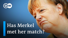 YouTube-Thumbnail Angela Merkel