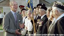 Großbritanien I The Duke of Edinburgh | Prinz Philip