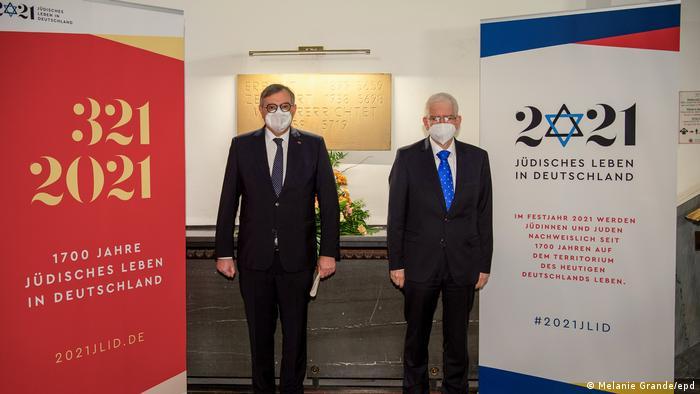 Josef Schuster wirbt für mehr Aufklärung über Juden und Antisemitismus