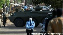 Niger |Präsidentschaftswahlen in Niamey