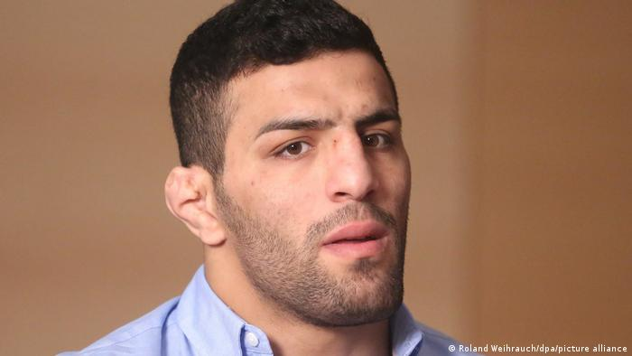 Irans Ex-Weltmeister Saeid Mollaei