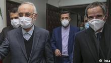 Iran Rafael Grossi Aliakbar Salehi
