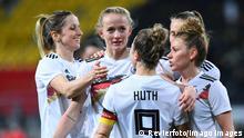 Fußball Damen | Länderspiel | Deutschland - Belgien