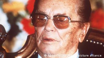 Josip Broz Tito Präsident Jugoslawien