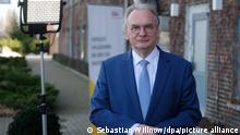 Deutdschland Dessau |Landesparteitag der CDU Sachsen-Anhalt |Reiner Haseloff, , Ministerpräsident