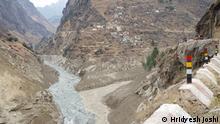 Himalaya Erdbeben Uttarakhand, Indien