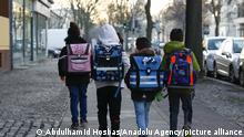 Deutschland Berlin | Coronavirus | Schüler, Rückkehr Präsenzunterricht