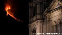 Weltspiegel 22.02.2021 | Italien | Ätna-Ausbruch