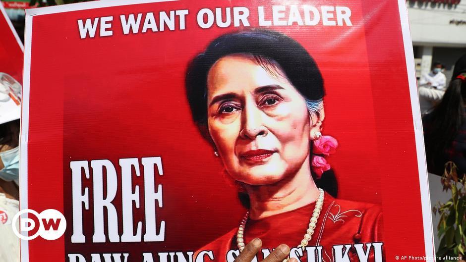 Suu Kyi per Video zu Gerichtsanhörung zugeschaltet