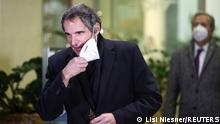 Iran - Atomabkommen | IAEA-Generaldirektor Rafael Grossi reist nach Teheran