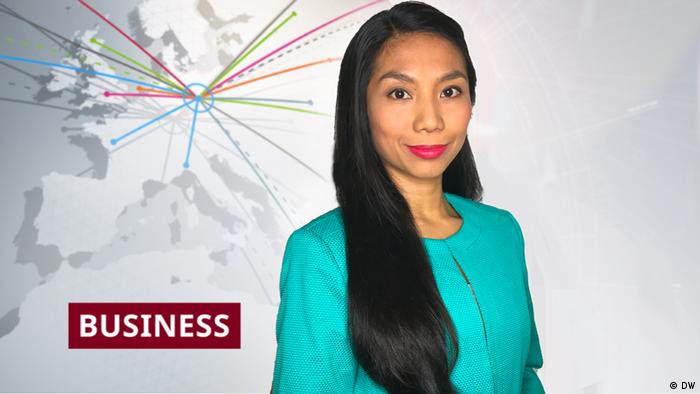 DW Sendung Business | Janelle Dumalaon
