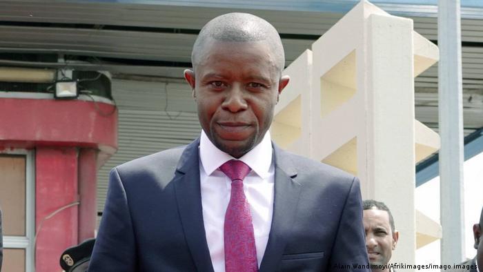 Gavana wa mkoa wa Kivu ya Kaskazini Nzanzu Kasivita