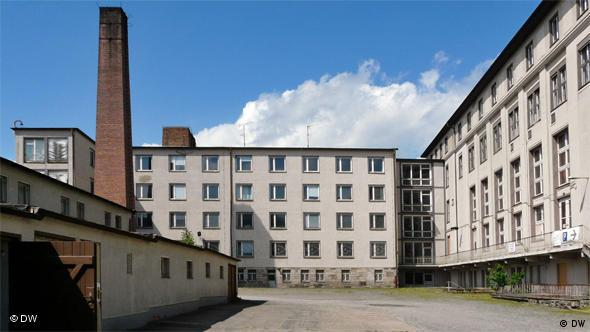 Здание штази на Баутцнер штрассе
