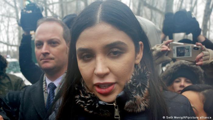 Emma Coronel Aispuro nació en Estados Unidos, motivo por el cual es ciudadana de ese país, además de México (archivo)