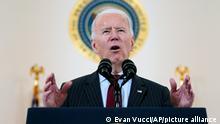 USA I Biden Rede über Corona-Tote