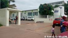 Mosambik Maputo |Krankenhaus Polana-Caniço
