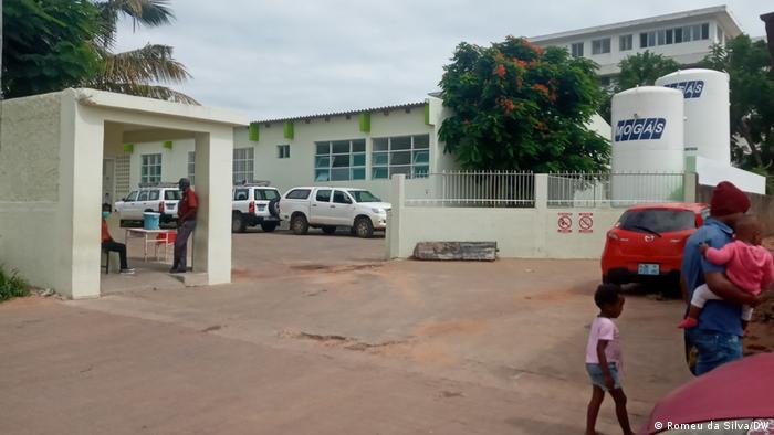 Hospital Geral da Polana-Caniço acolhe doentes com Covid-19