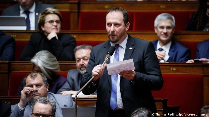 Frankreich Christophe Arend
