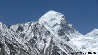 Berg Mount Everest