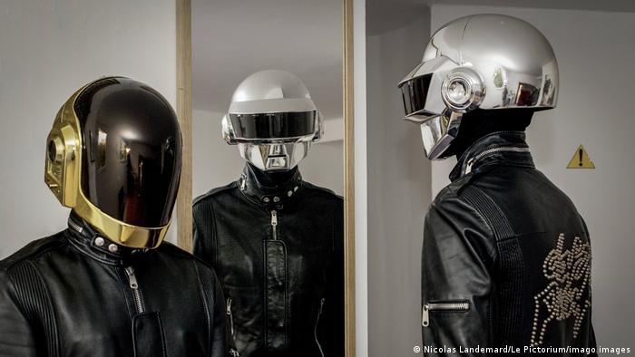 Musikband Daft Punk