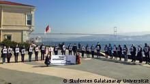 Türkei Appell Professoren der Universität Istanbul Galatasaray
